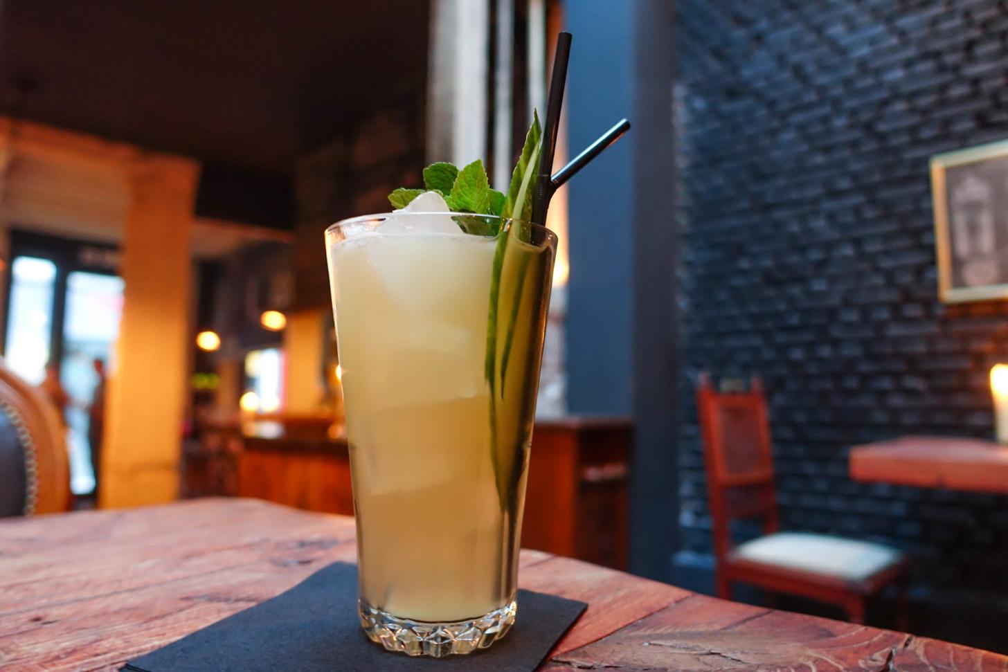 cocktail bij Cocktailbar Dogma