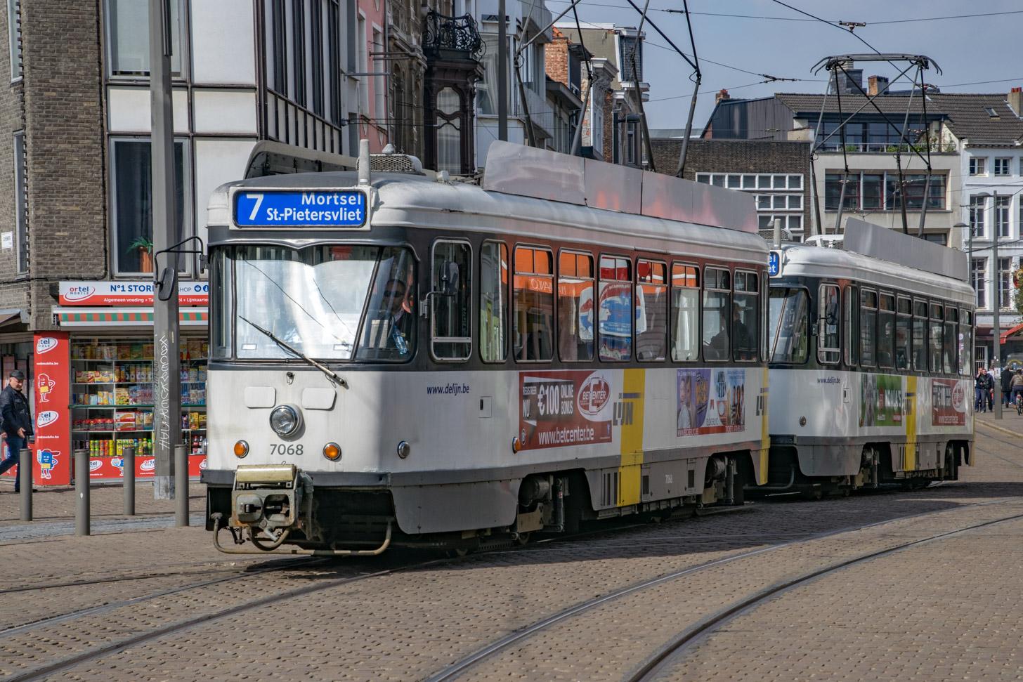 Reizen in Antwerpen