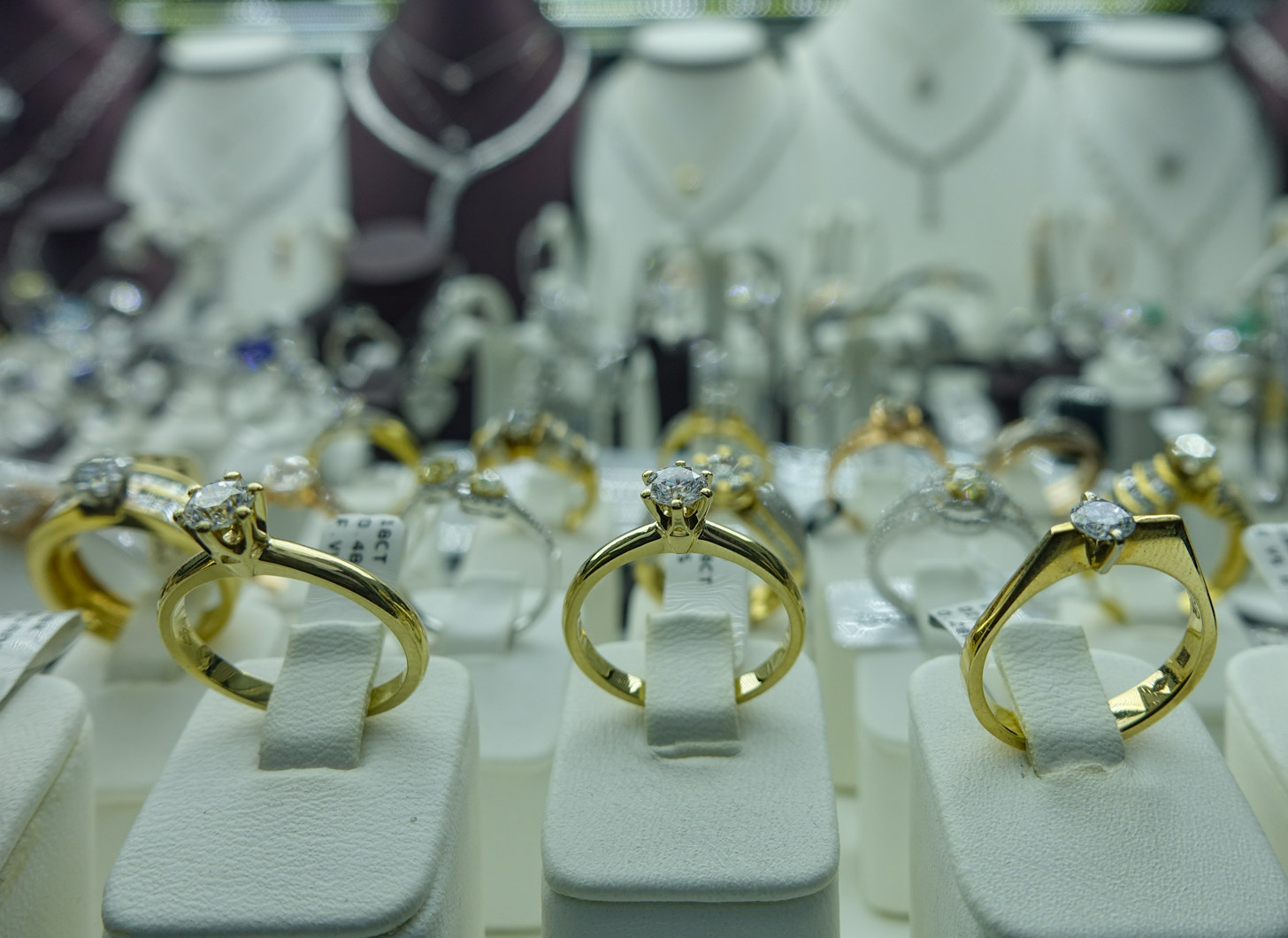 Diamant en sieraden